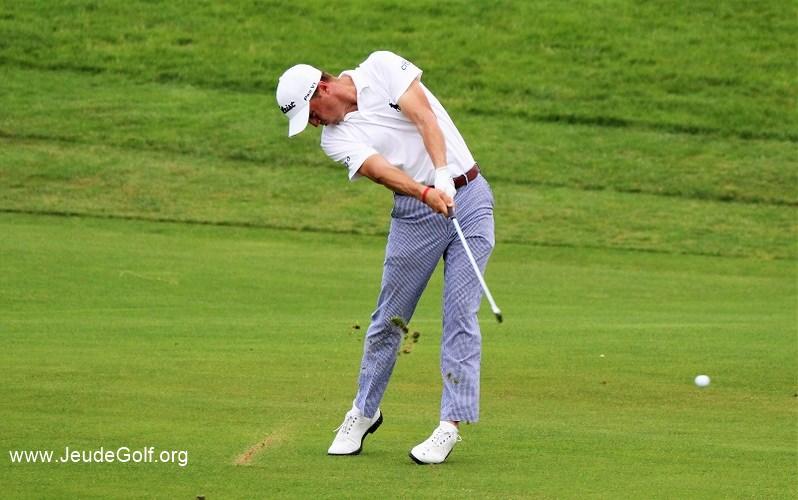 Labo Golf : Quand le chemin du club dicte la position de la face à l'impact