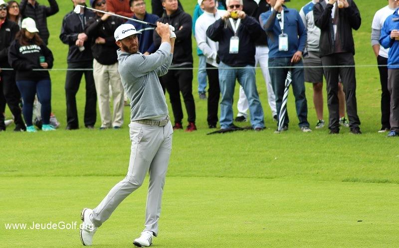 Désormais, Tiger Woods est passé par là... les meilleurs joueurs du monde sont les plus longs-frappeurs, à l'image de Brooks Koepka, Dustin Johnson, et Rory McIlroy.