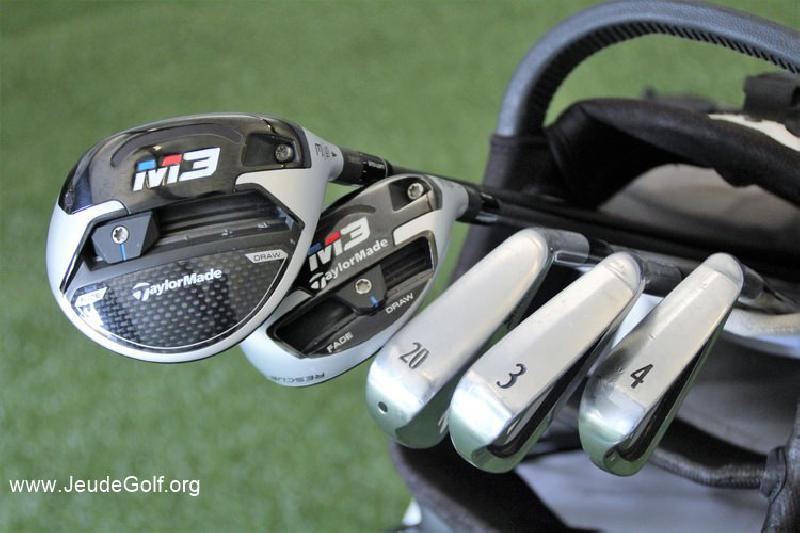 Labo Golf: Réduire ou créer des écarts de distance au jeu long avec ses clubs