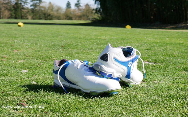 Chaussures de golf FootJoy Tour S