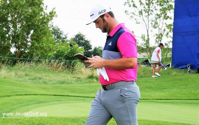 Mise à jour des règles de golf pour contraindre la lecture des greens