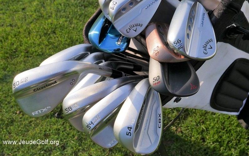 Guide de choix des meilleurs wedges pour le golf en 2019/2020