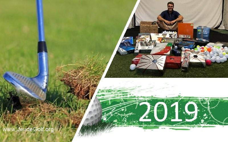 Guide de choix: Les meilleures balles de golf 2019 pour le petit-jeu