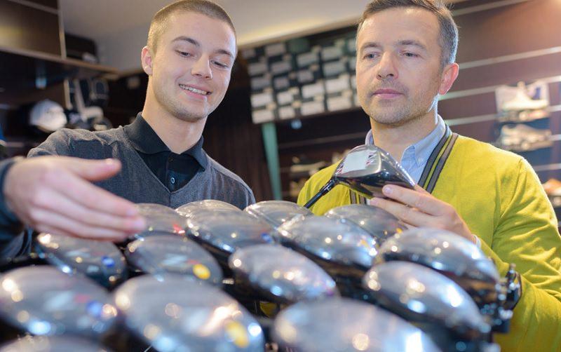 Clubs de golf: N'achetez pas n'importe quoi à n'importe qui !