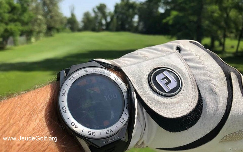 Test Montre TAG Heuer Connected Golf