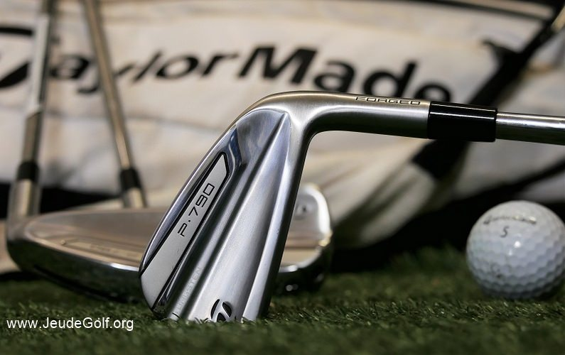 Fers TaylorMade P790 2019 : Un relooking à minima