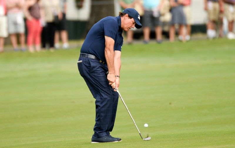 Labo Golf: Comment Mickelson simplifie notre chipping en bord de green