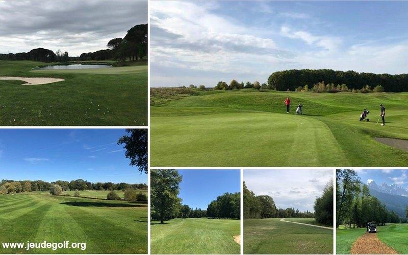 Index par parcours: Identifier les golfs sur lesquels on peut mieux jouer