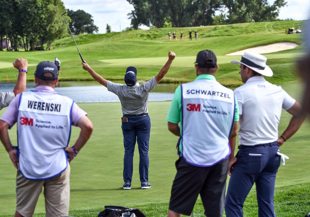 Se préparer à une compétition de golf: Plus une affaire de processus que de technique