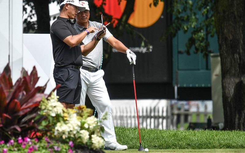 Parcours de repérage et élaboration du plan stratégique pour performer au golf