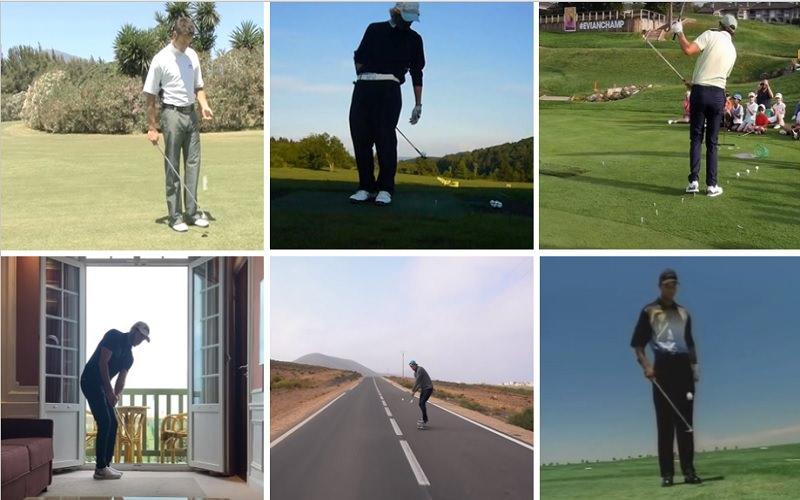 Développer ses habiletés sans aller au practice (kit de pratique d'un golfeur confiné #3)