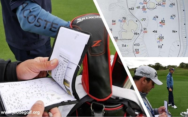 Carnet de parcours professionnel : Comment les meilleurs golfeurs optimisent la stratégie