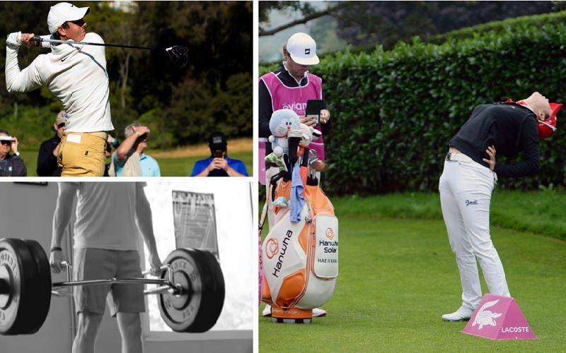 Ne vous échauffez pas! Le golf n'est pas un sport!