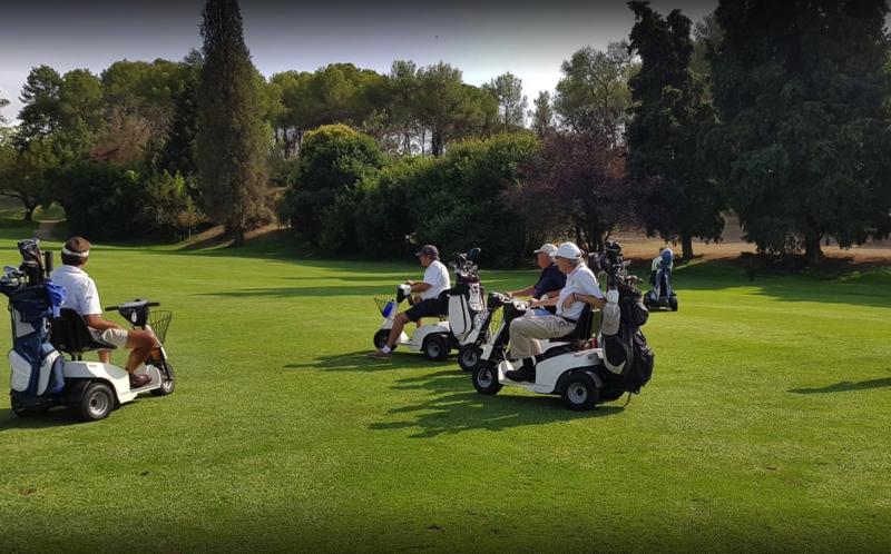 Les scooters de golf : Bonne ou mauvaise idée ?