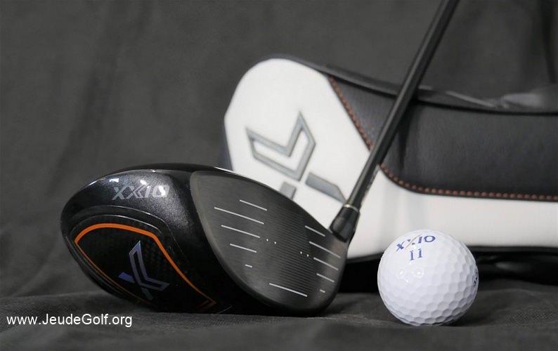 Driver XXIO X-EKS : Un pari plus sportif