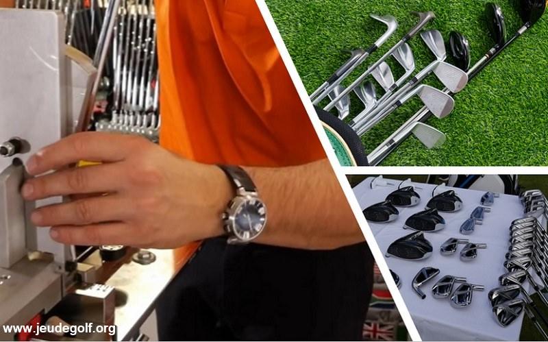 Le fittingdu matériel de golf: Un terme utilisé à tort et à travers?