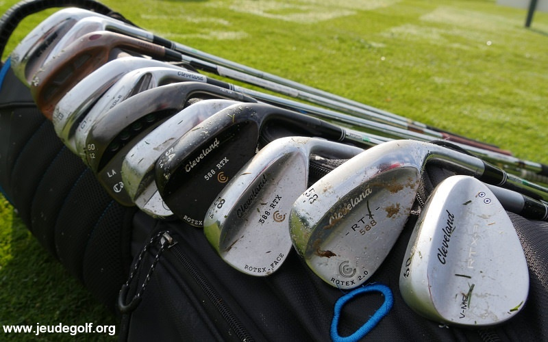 Quel grind choisir pour ses wedges au golf? Et quelle importance pour son jeu?
