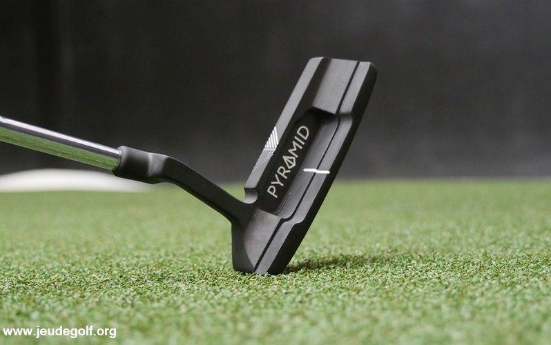 Test du putter Pyramid AZTEC Series AZ1 : Gear effect ou pas ? Miracle ou pas ?