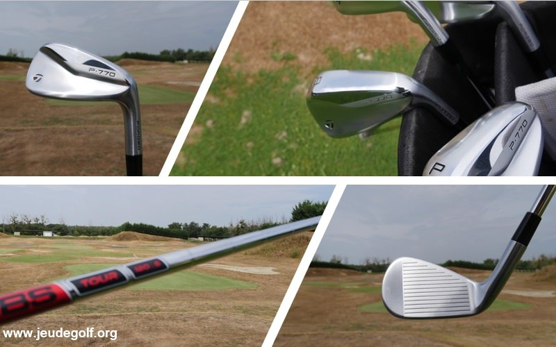 TaylorMade P770 irons (2020): To go hunting in the lands of the Srixon Z-Forged ?