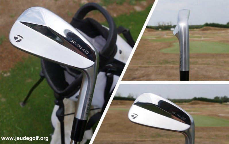 TaylorMade P7MB: New Muscle Back Blades? Risk of traffic jam on the Player range?