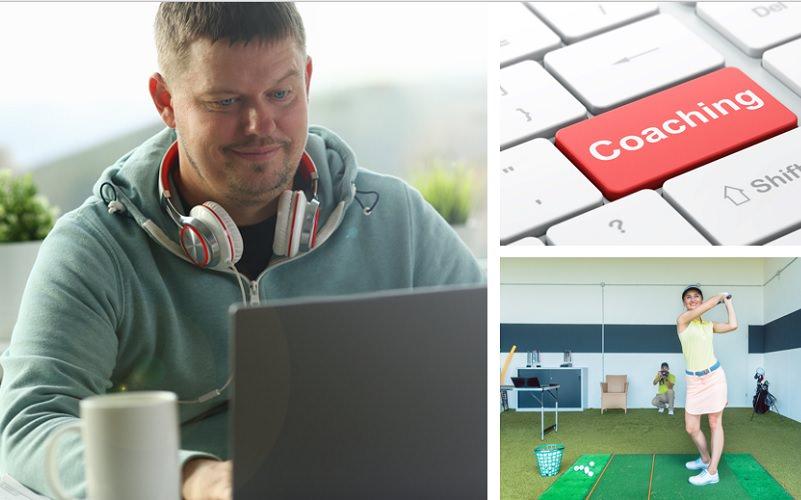 Prendre un cours de golf à domicile ? (Kit de pratique d'un golfeur confiné #4)