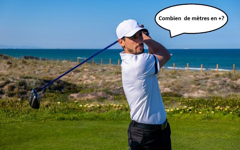 Les golfeurs amateurs ont-ils gagné de la distance au drive au cours des 5 dernières années?