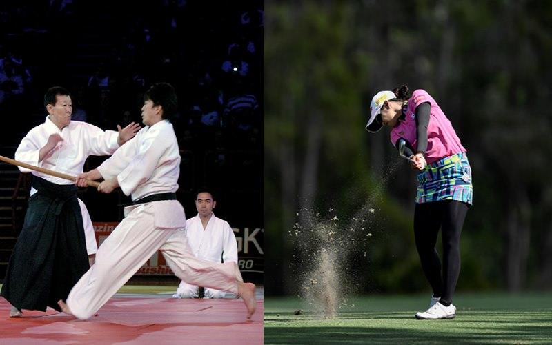 Routine et performance: une vision du golf inspirée des arts martiaux
