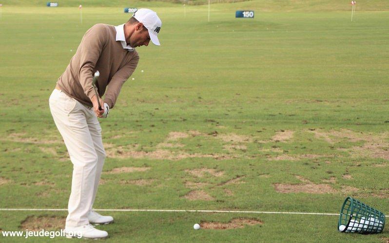 Peut-on améliorer le take-away de son swing de golf avec un exercice simple?