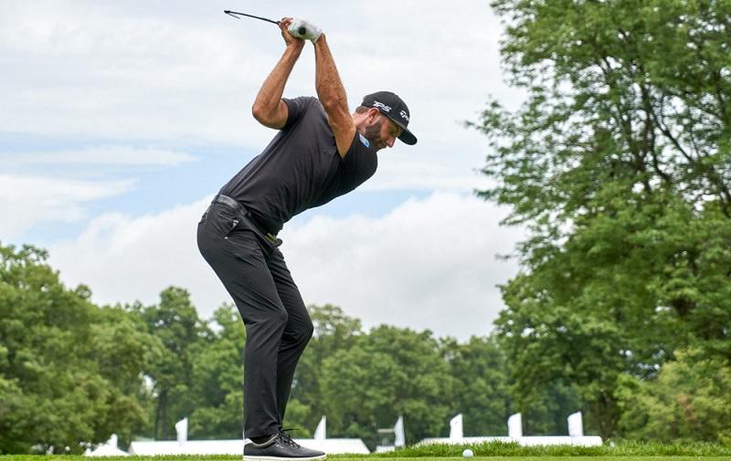 Wright Balance_6 : Les caractéristiques d'un swing de golf Lower Core