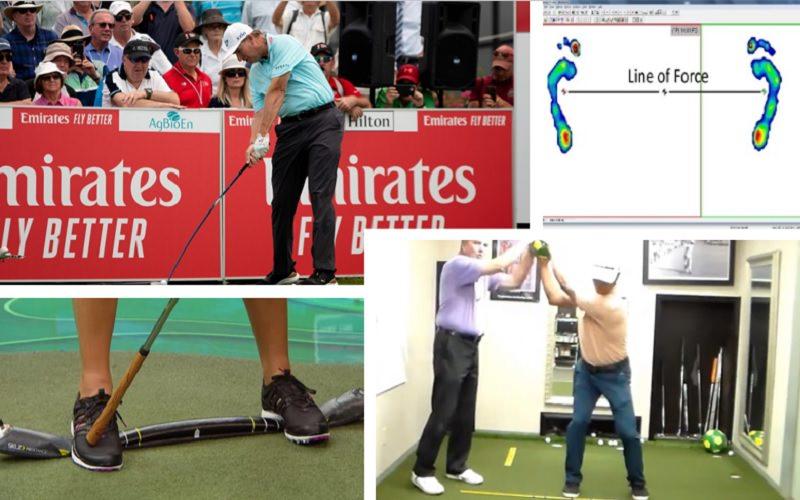 Wright Balance _2: Comment se détermine un profil de golfeur?