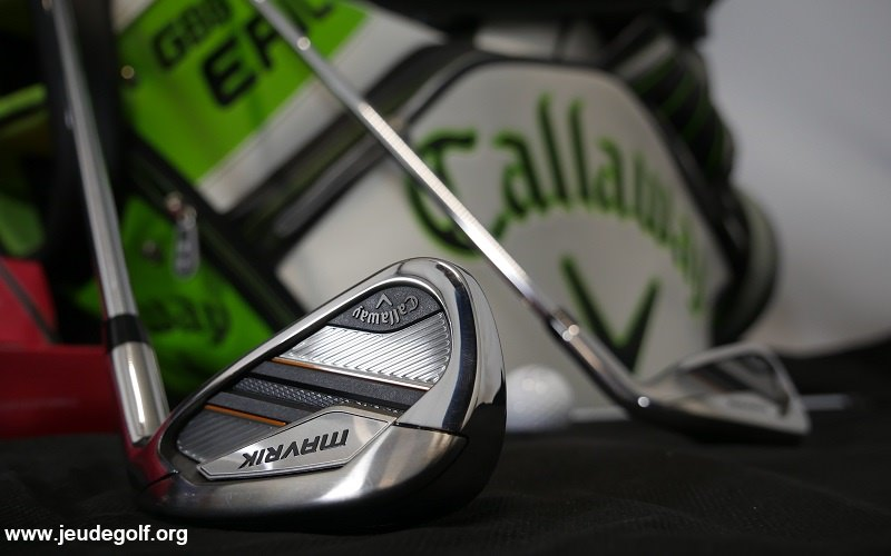 Test des fers Callaway MAVRIK: Attention à l'effet Stinger!