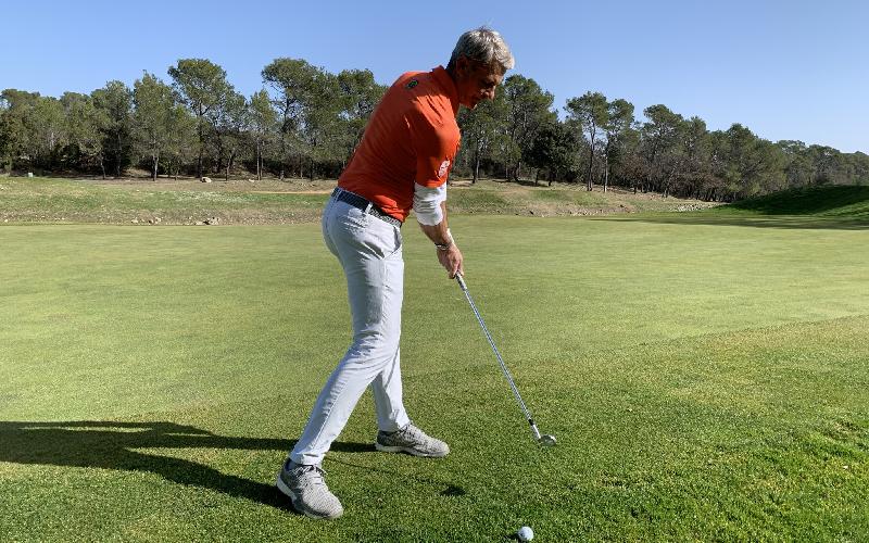 Comment contrer le slice au golf ? Les conseils de Fabrice Tarnaud