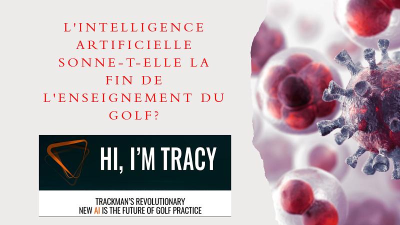 L'intelligence artificielle sonne-t-elle la fin de l'enseignement du golf?