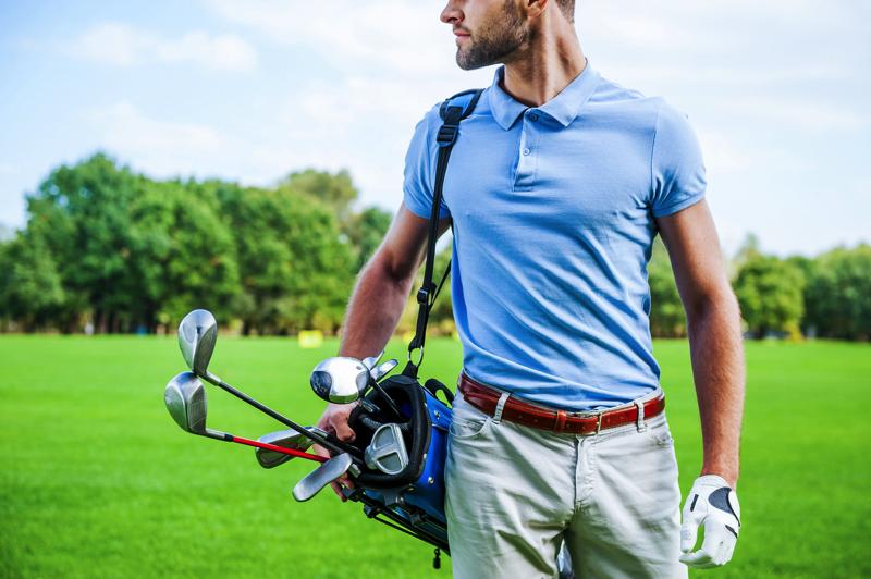 Collection printemps/été 2021: Quels vêtements de golf pour les hommes cet été ?