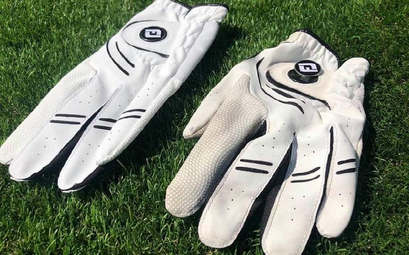 Test de durabilité du gant pour le golf FJ GTxtreme