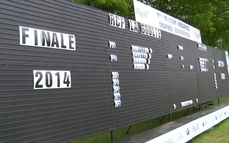 L'an passé, le trophé a eu lieu à Chantilly et a consacré le Racing qui a même réalisé le doublé Gounouilhou-Golfer's à une semaine d'intervalle.