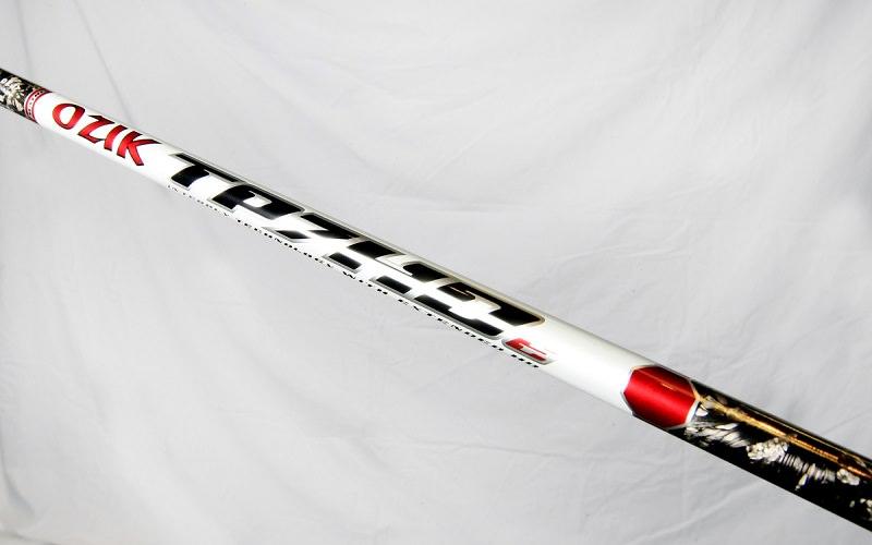 Le TP7HDe est un shaft avec un diamètre plutôt important.