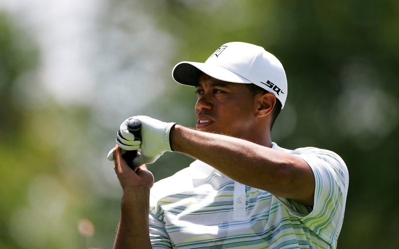 Pourquoi Tiger Woods change son shaft de driver ?