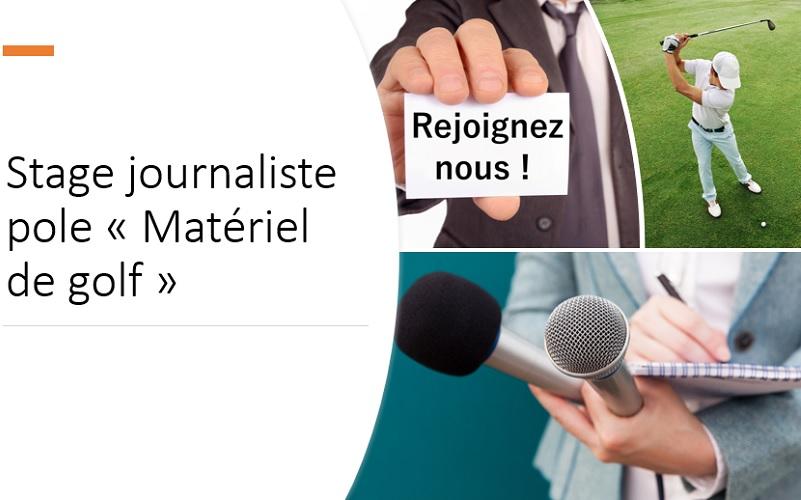 Stage journaliste golf - Lyon