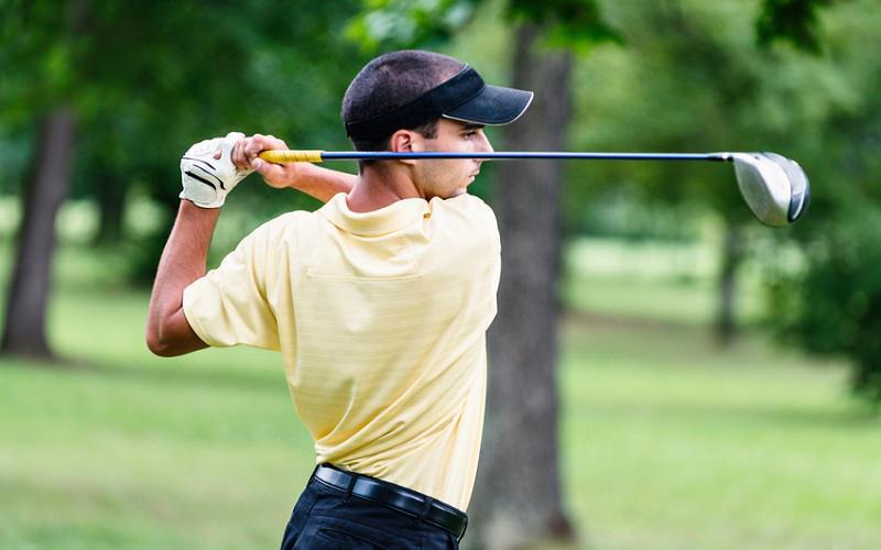 Coût d'une saison de golf pour un jeune qui veut jouer à haut niveau