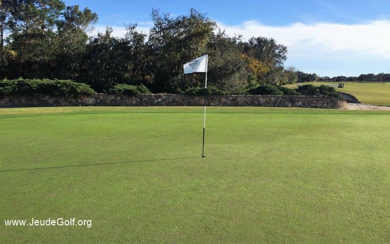 Green de Grand Cypress à Orlando