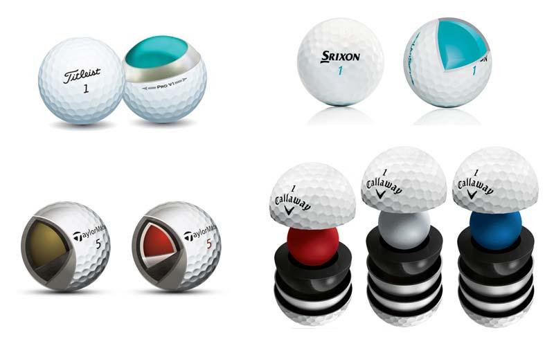 quelles balles de golf choisir en fonction de son jeu et. Black Bedroom Furniture Sets. Home Design Ideas