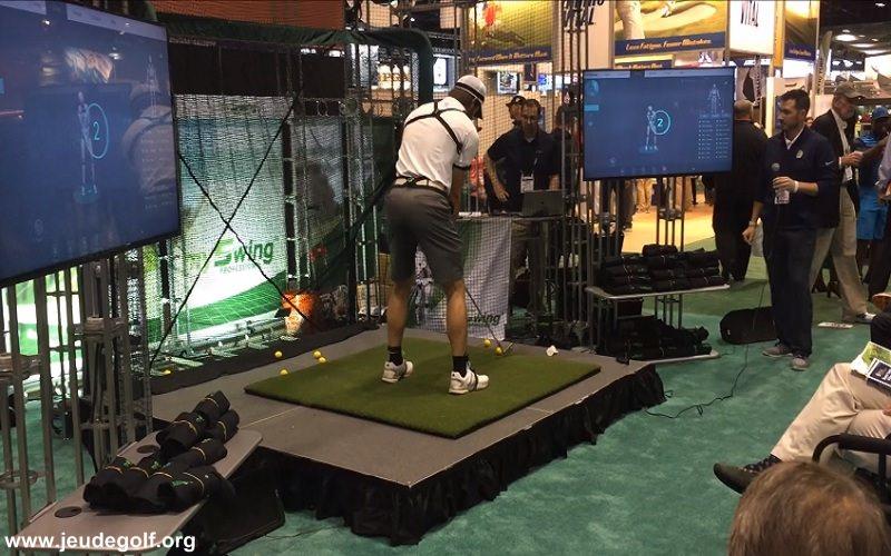 Comment la BIG DATA va améliorer significativement votre swing de golf ?