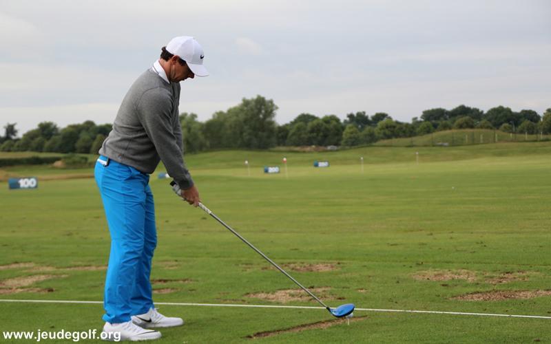Importance de l'angle de la colonne pour votre swing de golf