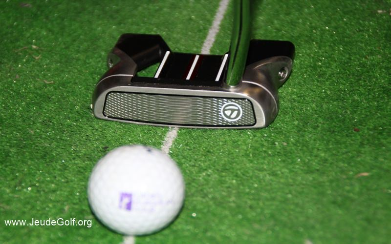 Angles de la face du putter: square, close, open, quezako?