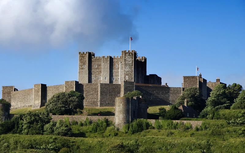 Château de Dover, Fotolia