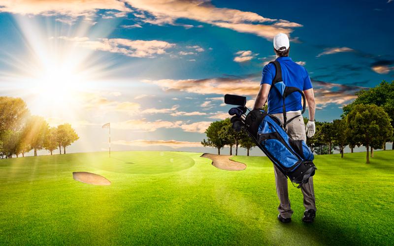 Au golf, nous devons avoir des attentes correspondant à notre niveau de compétence