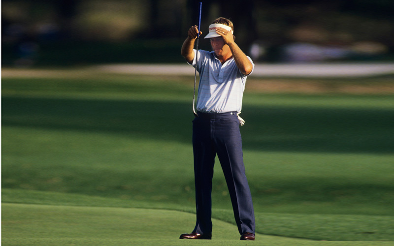 Ben Crenshaw : Histoire d'un double vainqueur du Masters d'Augusta