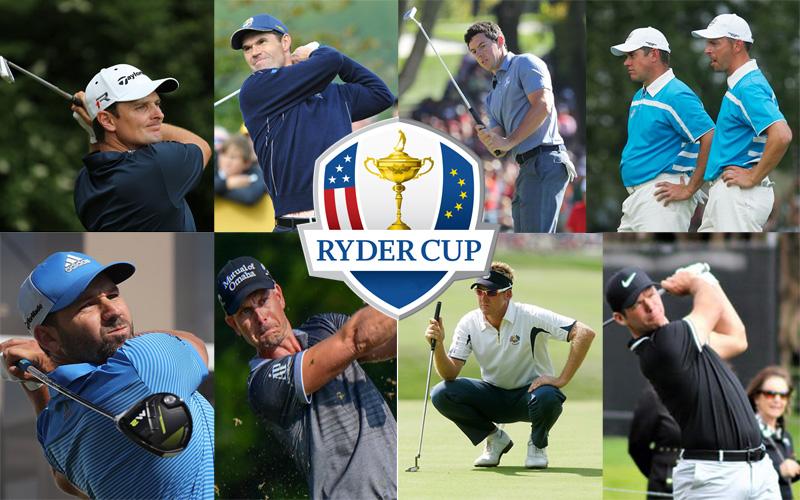 Qui seront les prochains capitaines européens de la Ryder Cup?