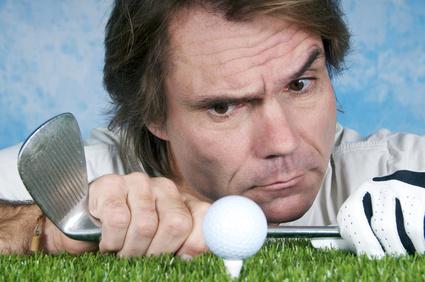 Comment éviter les chandelles au golf ?